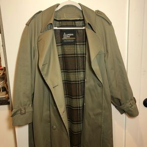 London Fog Women's Trench Coat